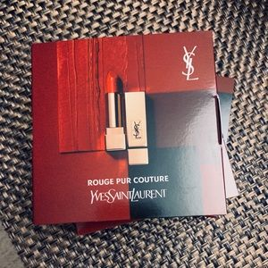 YSL Rouge Pur Couture Red Lipsticks